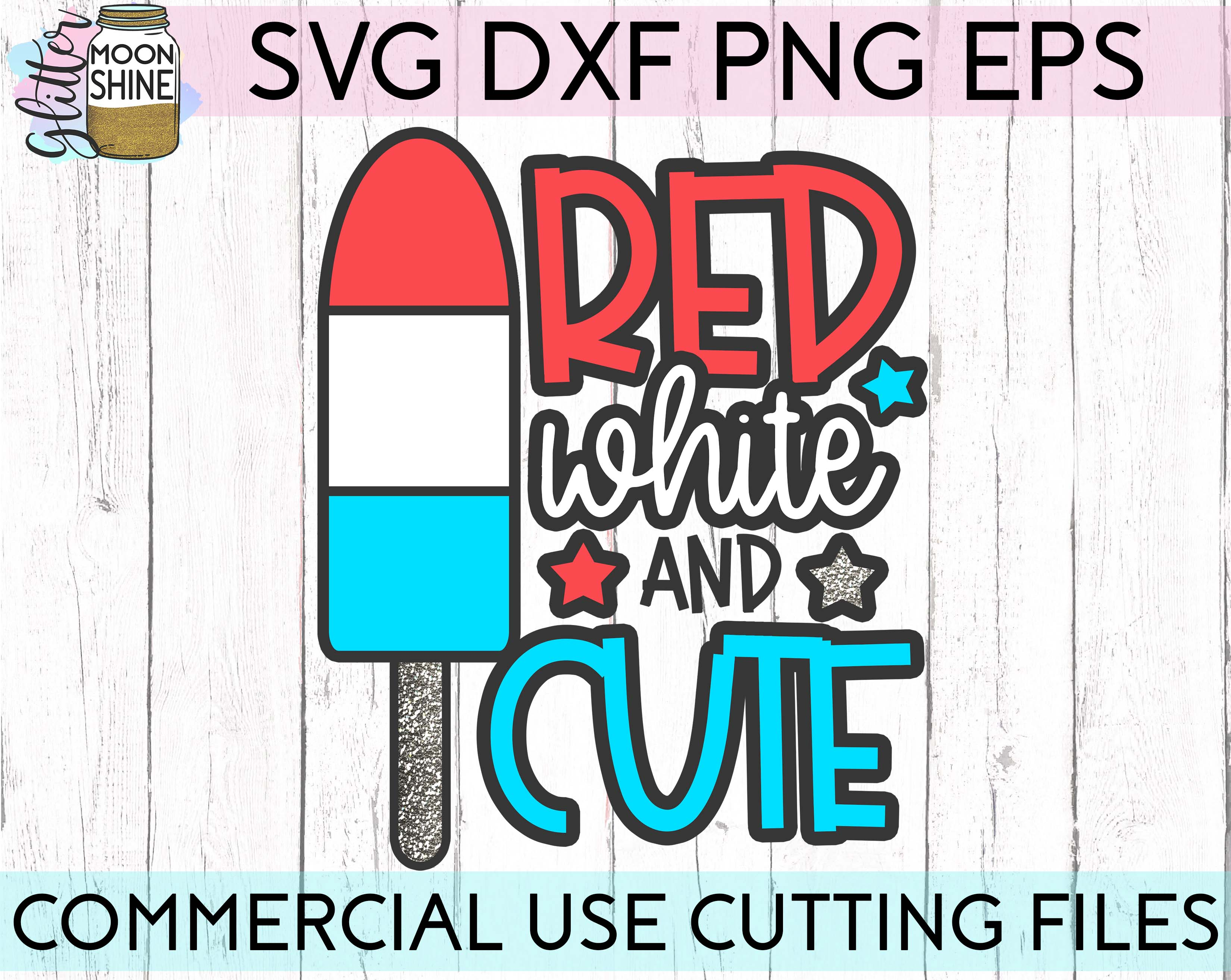 Huge 4th Of July Design Bundle of 23 SVG DXF PNG EPS Cutting Files example image 14