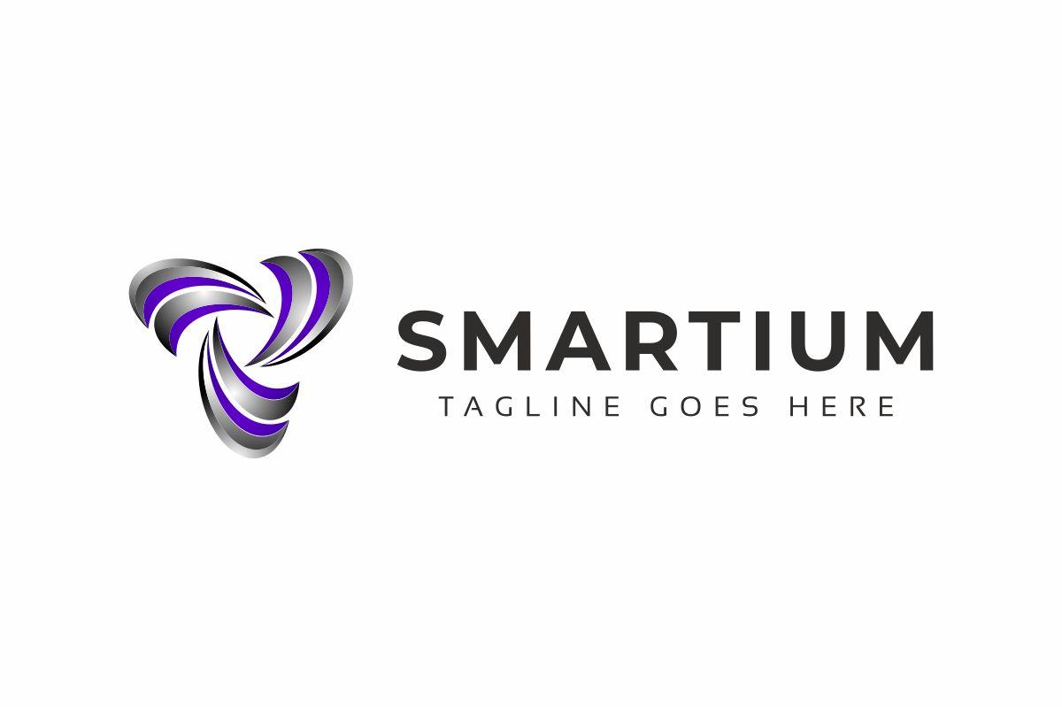 Smartium Logo example image 2