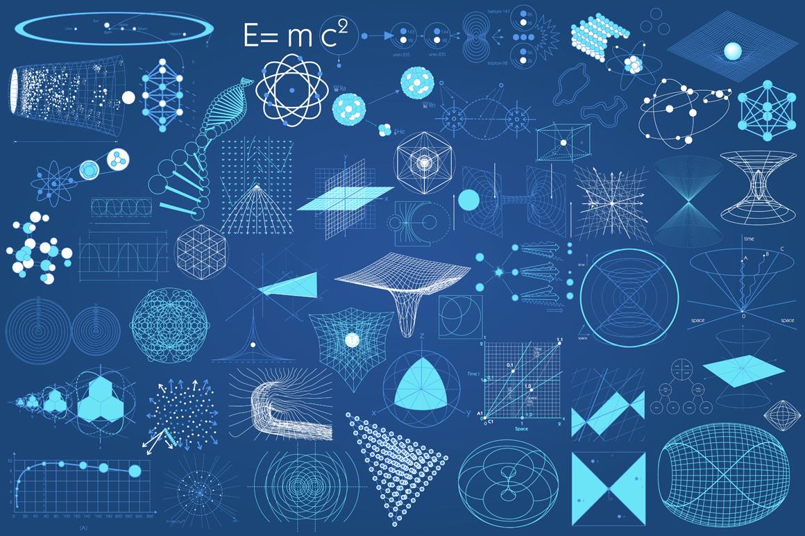 SCIENTIFIC Diagrams Collection example image 5