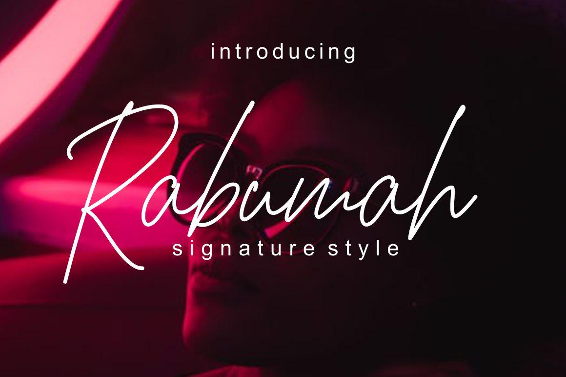 Rabumah example image 1