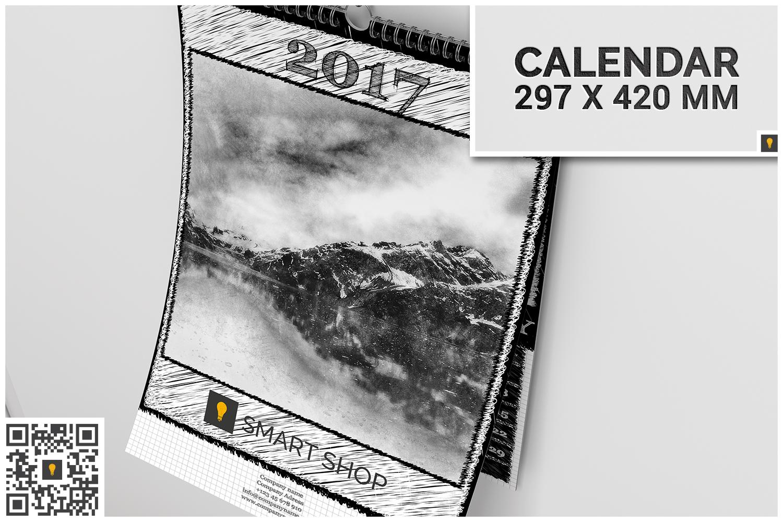 2017 Calendar Bundle (50% OFF) example image 20