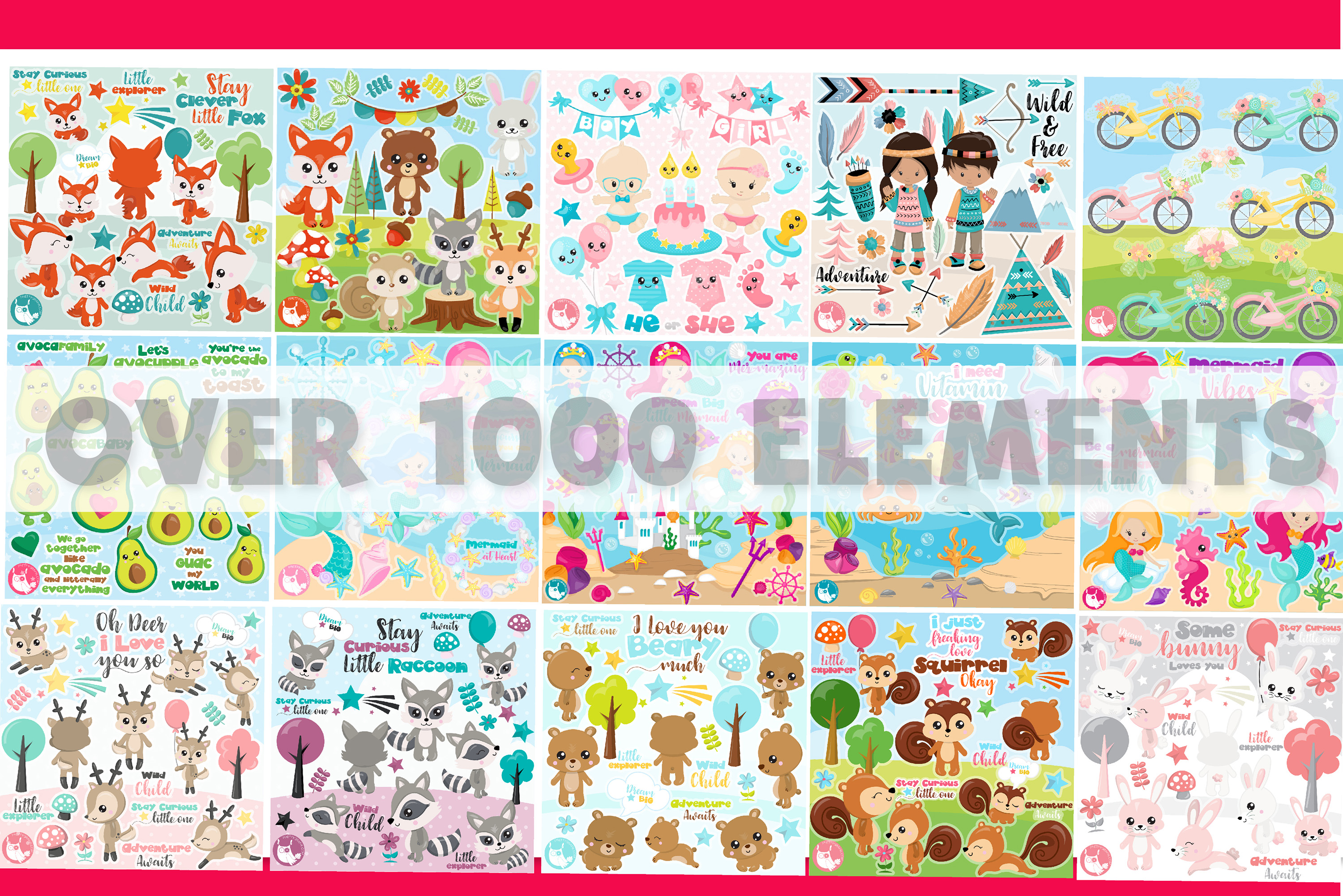 MEGA BUNDLE PART16 - 40000 in 1 Full Collection example image 4