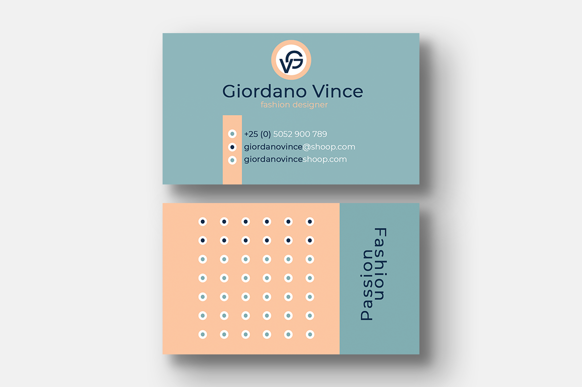 Business Card Bundle 02 example image 10