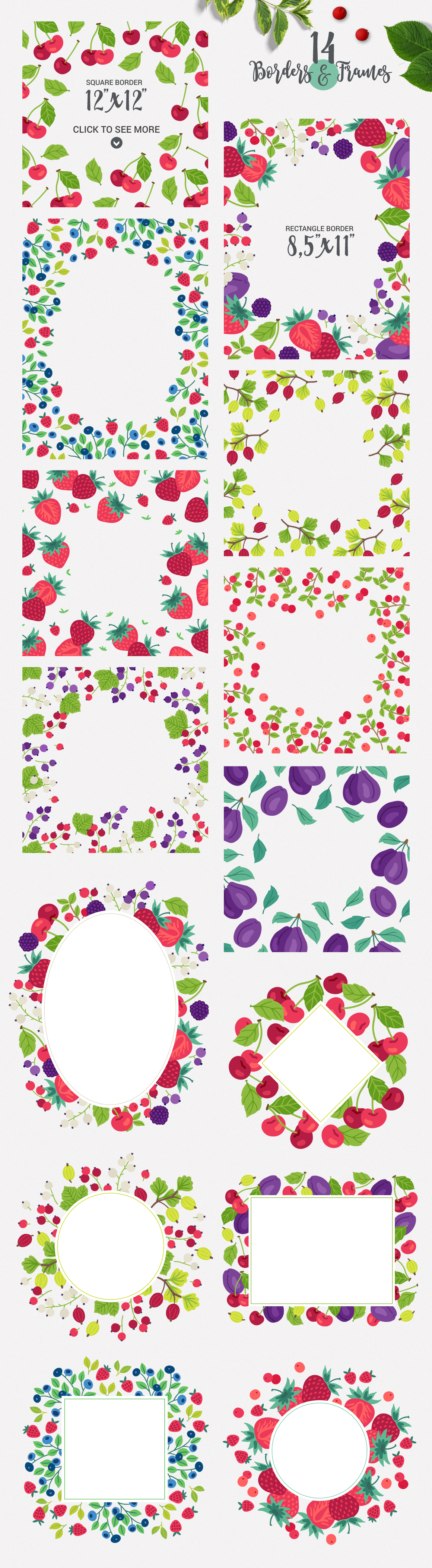 Juicy Berries Kit example image 4