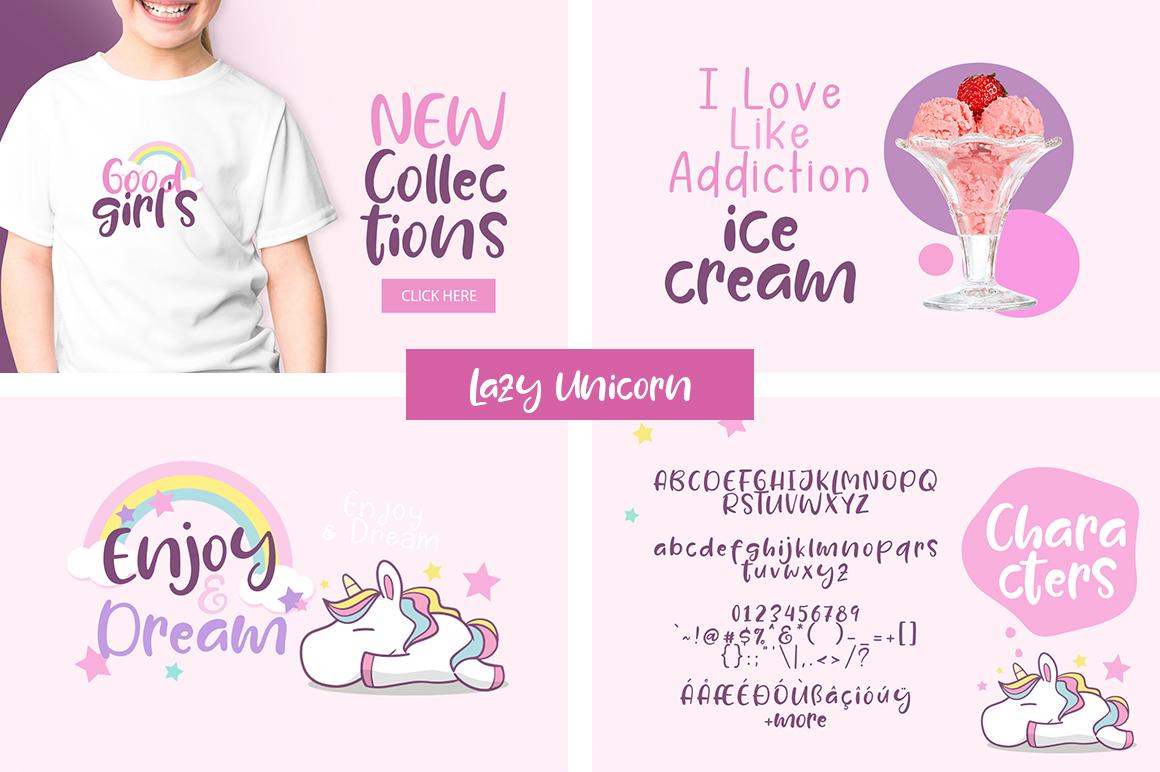 The Unicorn Dream Bundle example image 11
