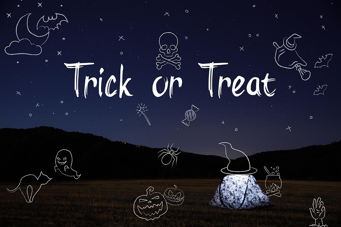 Spooky Halloween Bundle example image 5
