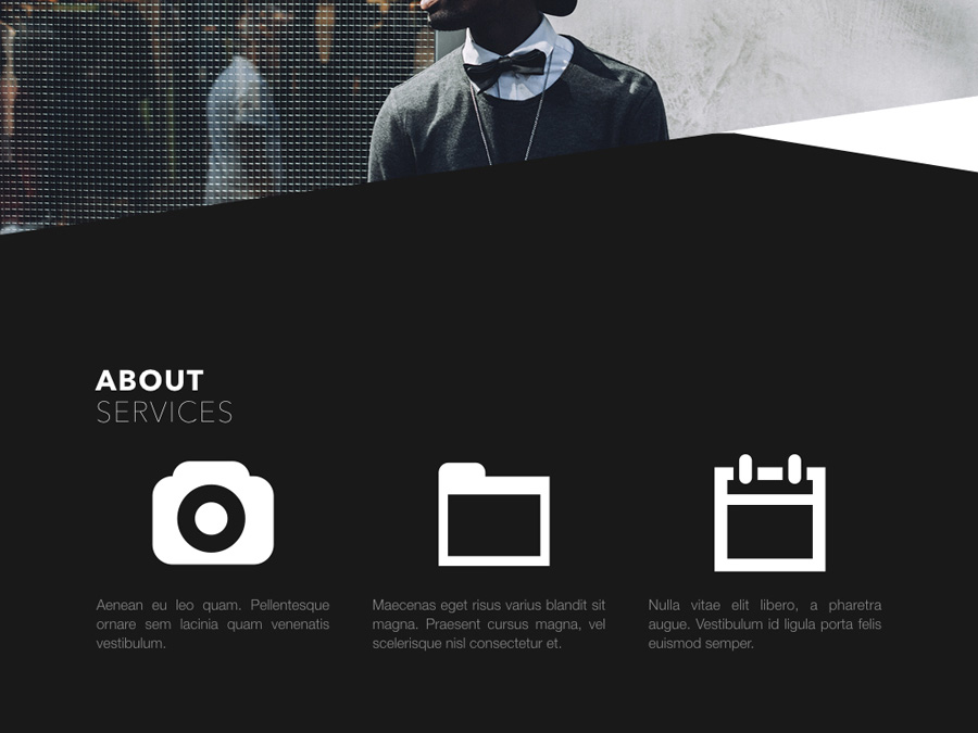 Fashion Edge PowerPoint Template example image 4