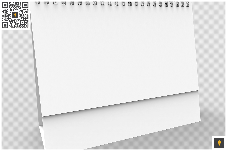 Desktop Calendar 3D Render example image 6