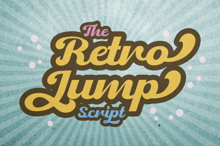 Retro Jump example image 1