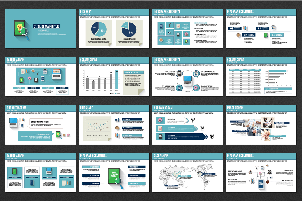 Digital Marketing PPT Template example image 3