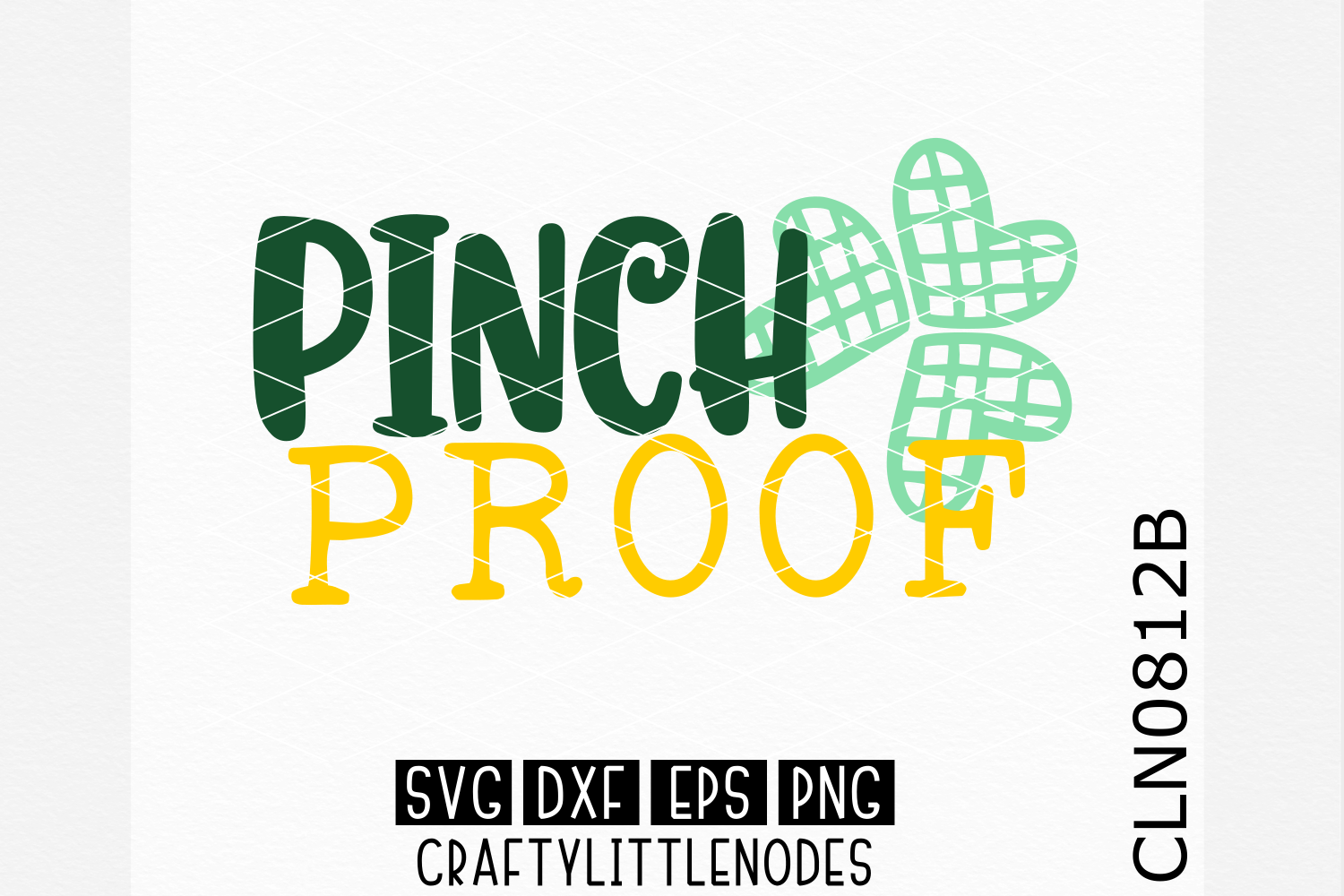 Pinch Proof SVG example image 1