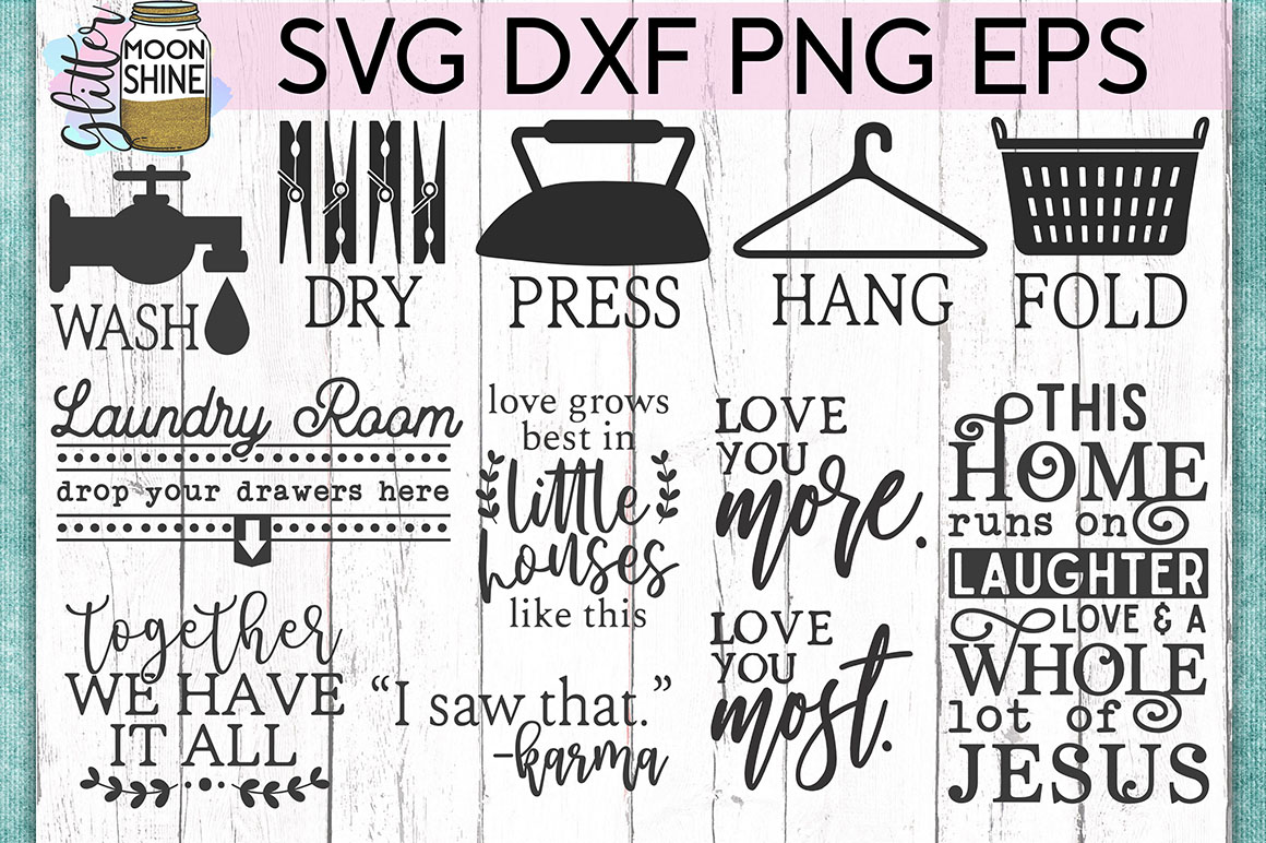 Huge Sign Making Bundle #2 SVG DXF PNG EPS Cutting Files example image 3