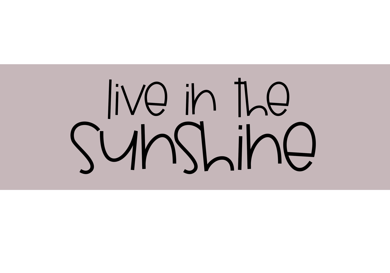 Seashore - A Fun Handwritten Font example image 7