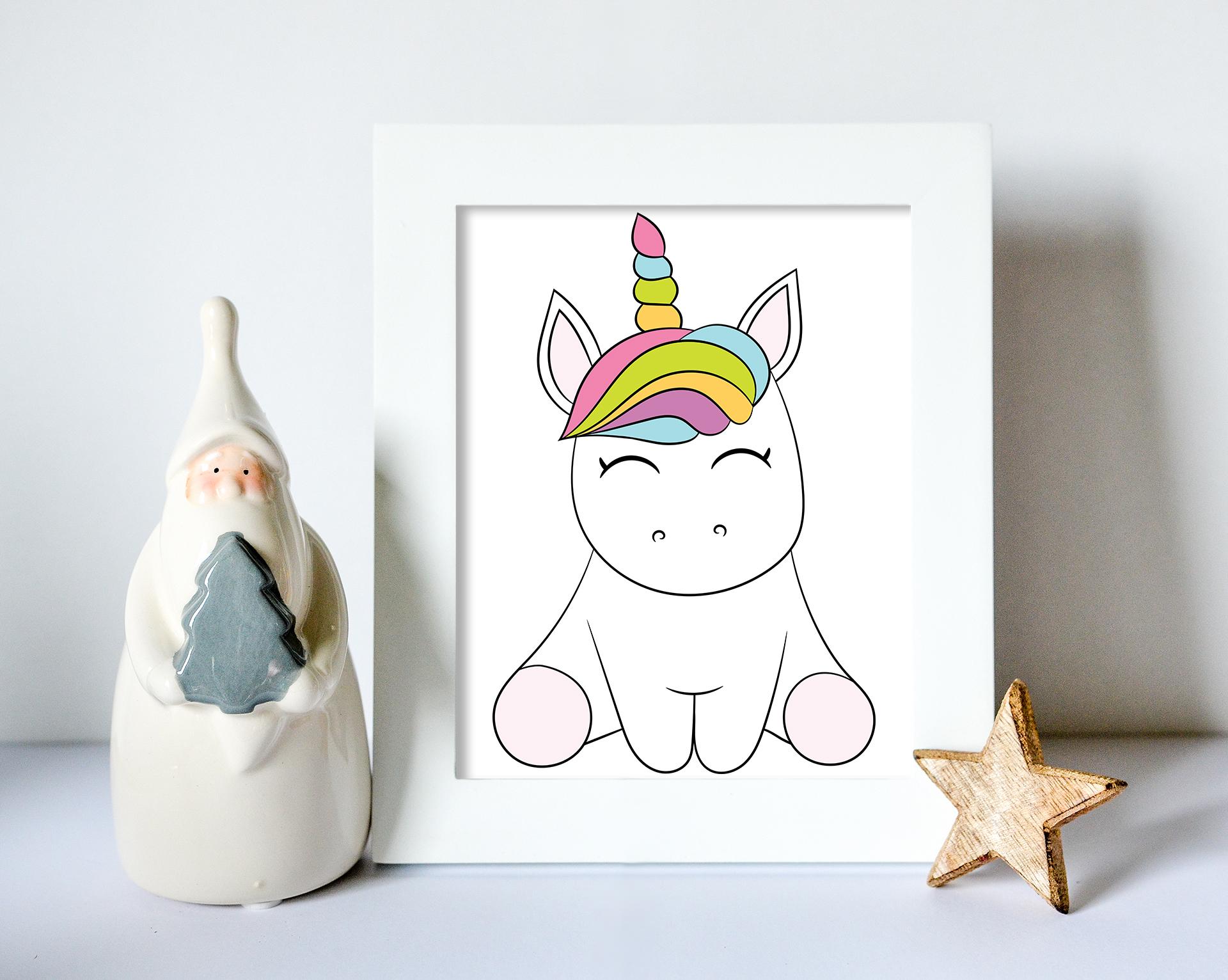 Unicorn - elements 1 example image 3