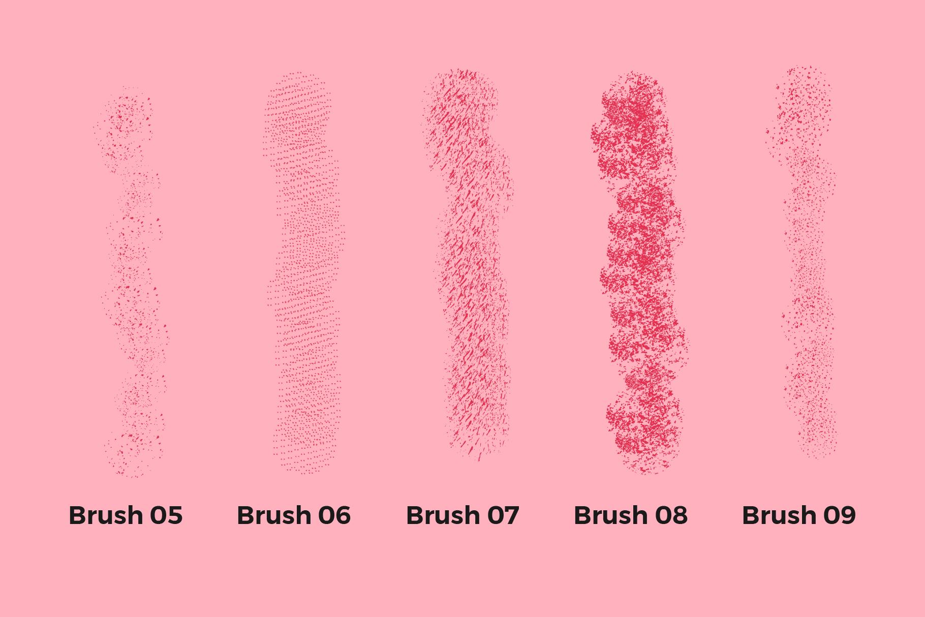 Scatter Brushes for Illustrator example image 3