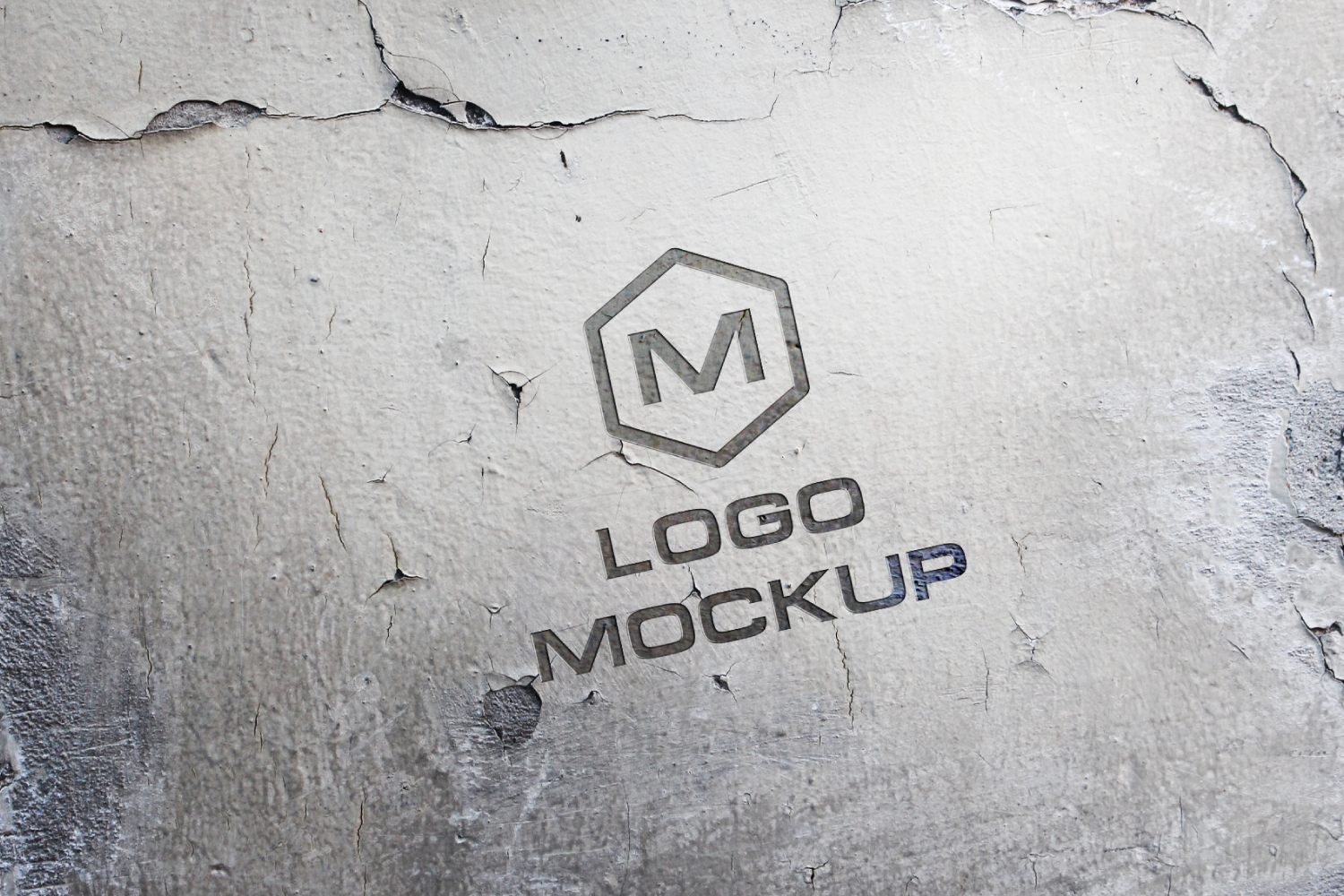 7 Office Mockups, 3d wall mock up. example image 6