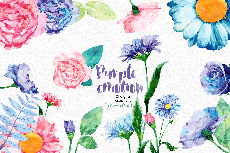 Spring Bundle of Illustrations & Patterns - Sublimation PNG example image 7