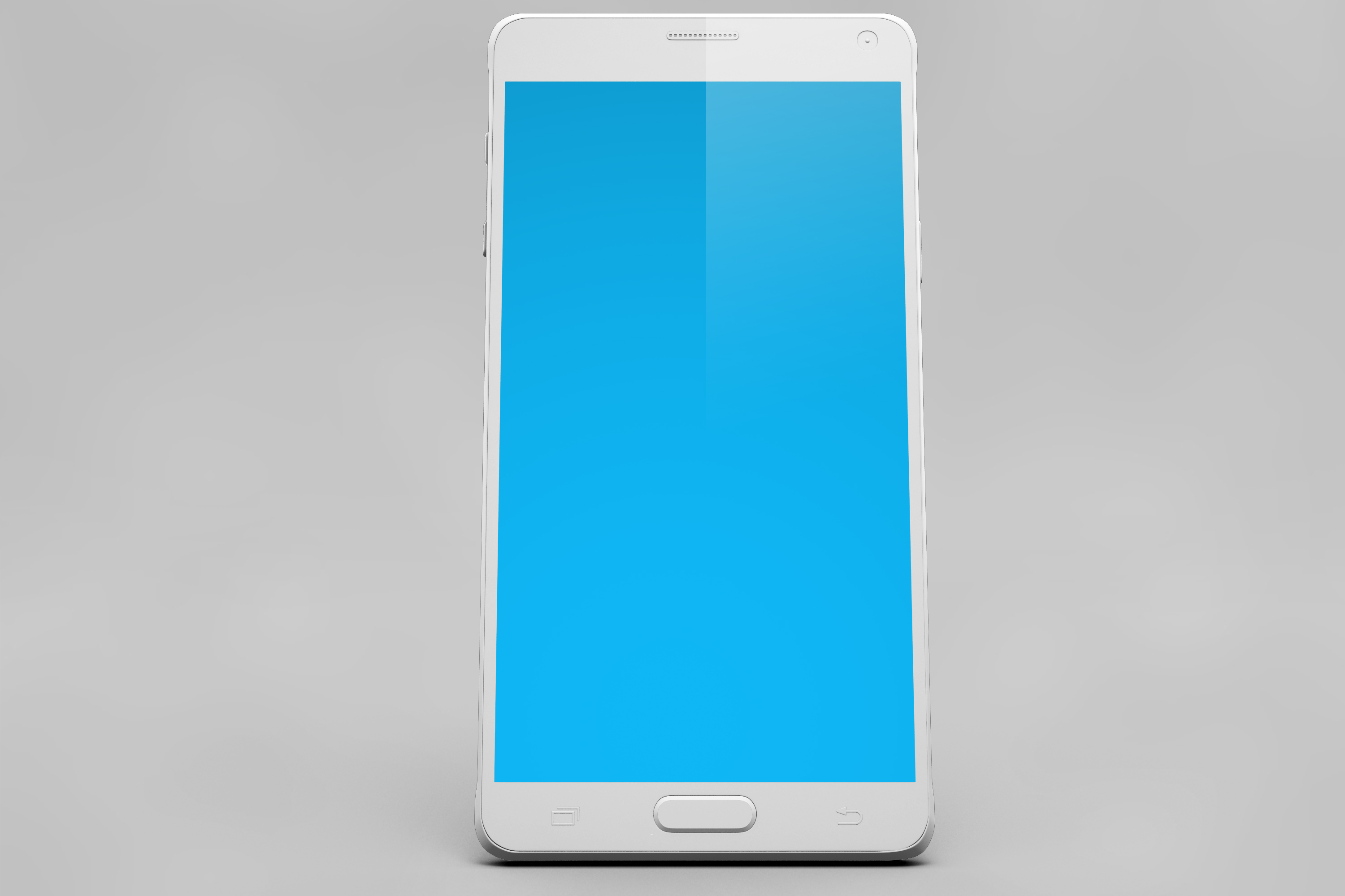 Samsung Galaxy Note 4 Mock-up example image 13