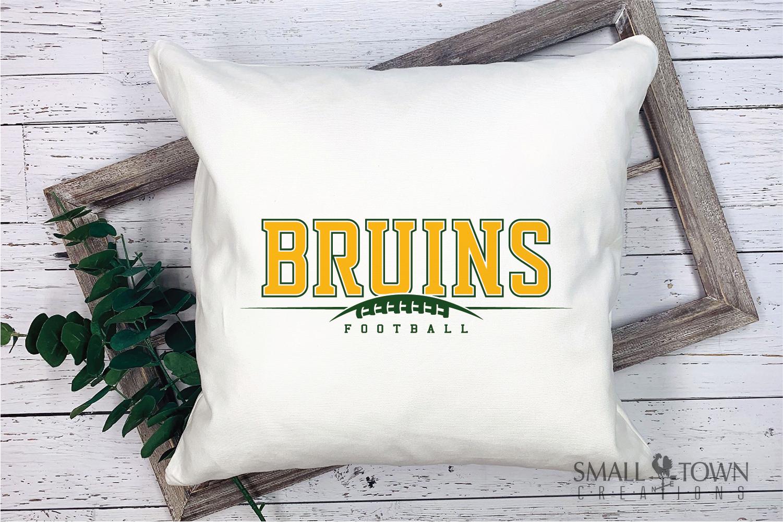 Bruin, Bruin Football, Bruin mascot, PRINT, CUT, DESIGN example image 3