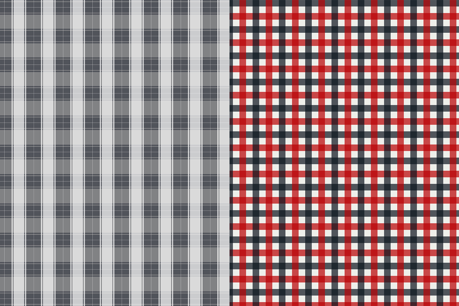 10 Checkered Patterns example image 9