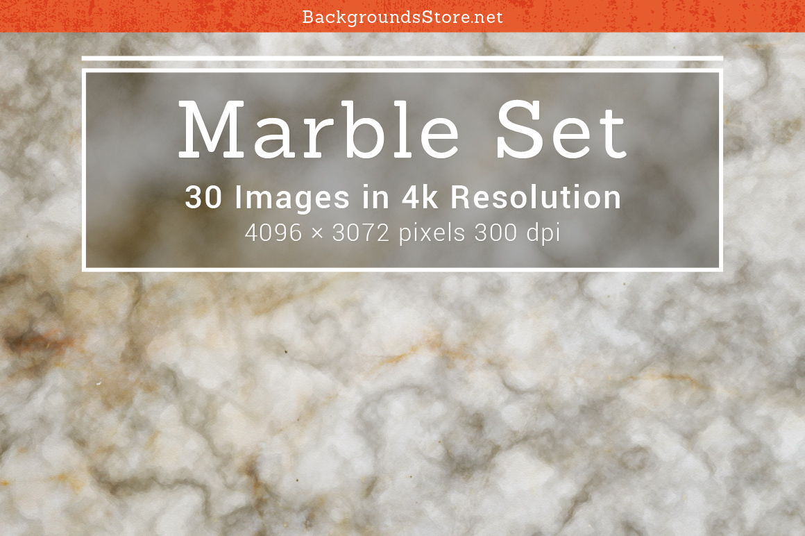 Marble Textures Set example image 1