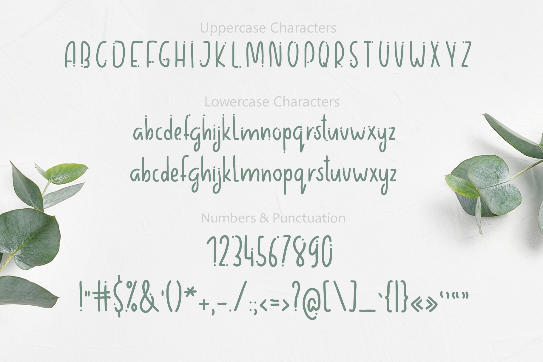 Drop Swing Hand Drawn Font example image 5