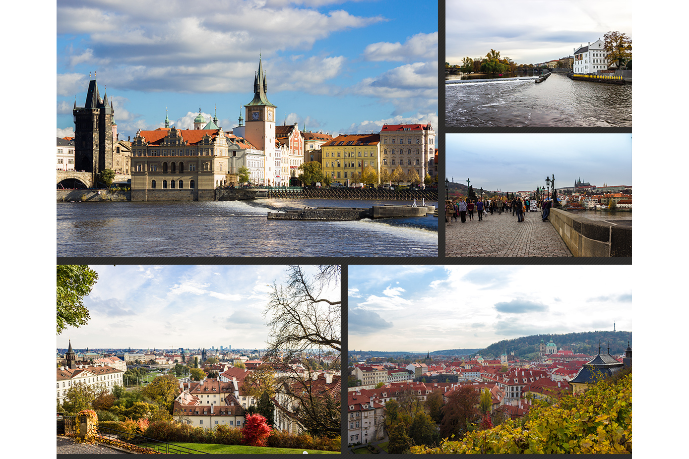 Autumn in Prague | 50 high-quality photos example image 7