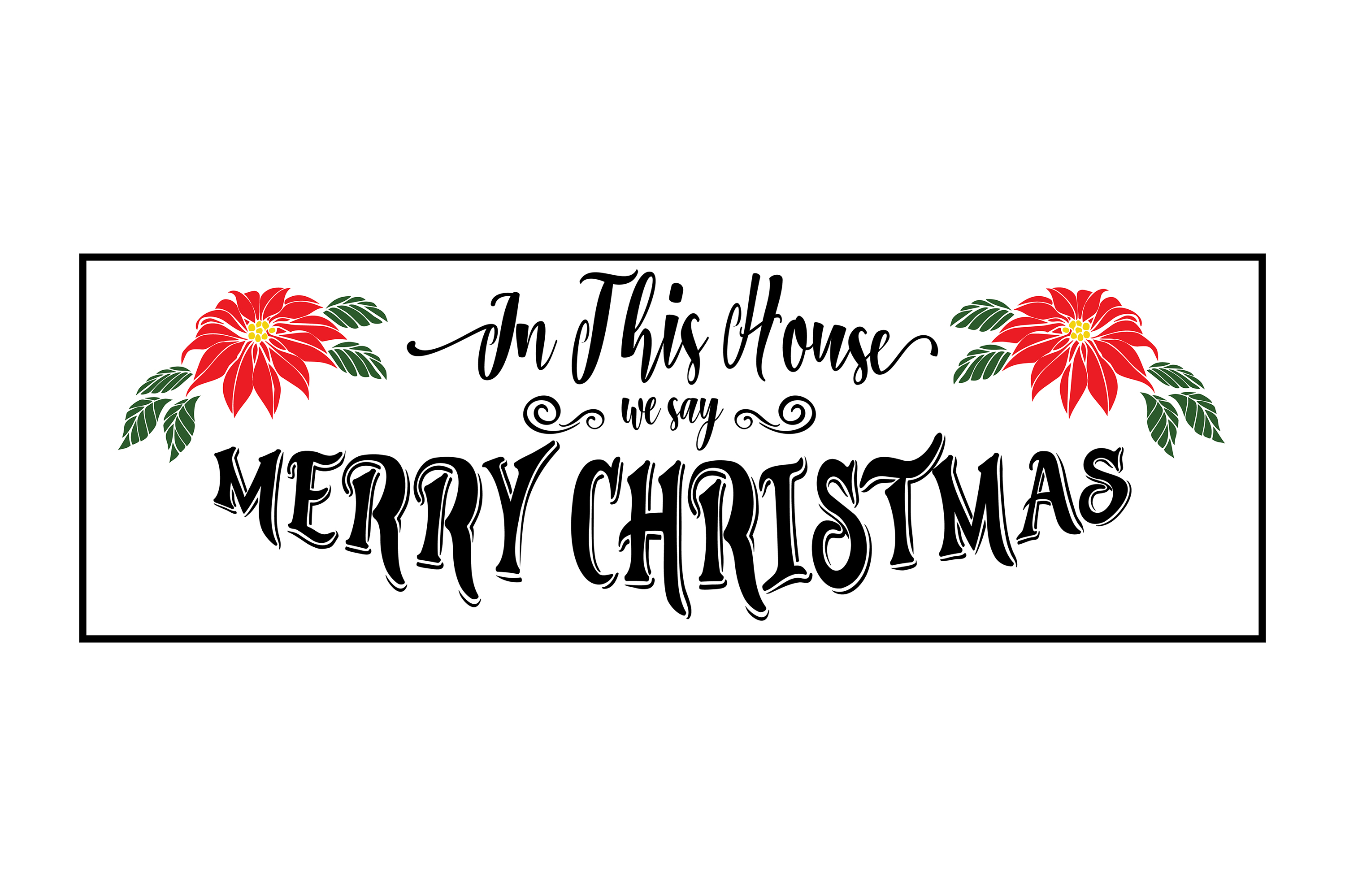 Christmas Porch Sign Bundle example image 27