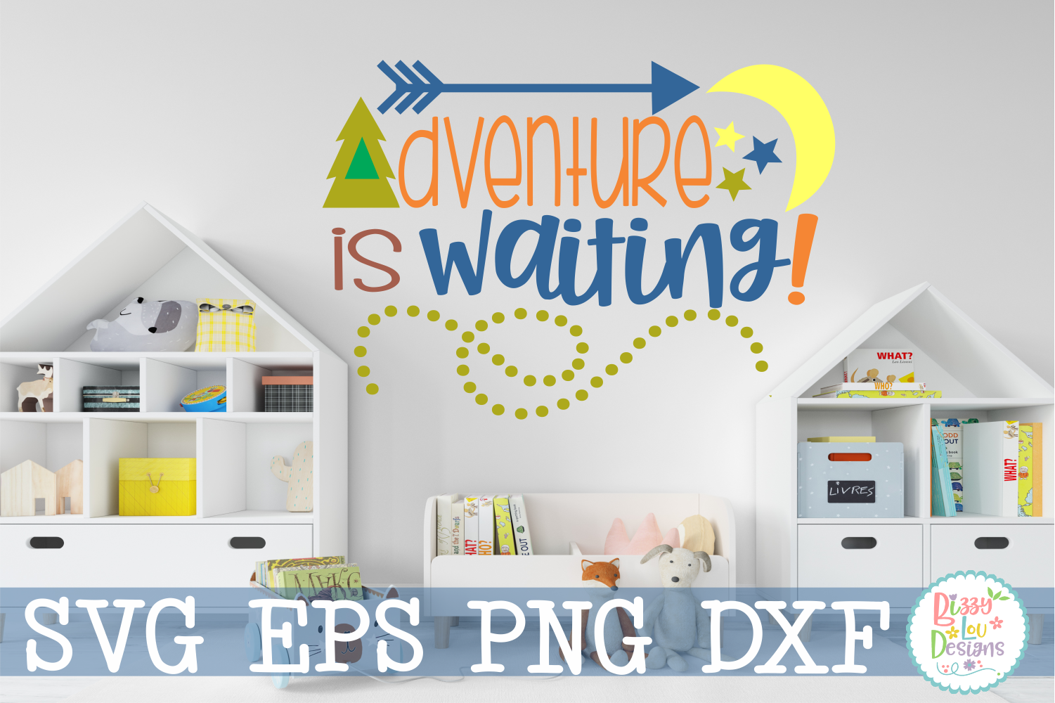 Adventure is Waiting example image 1