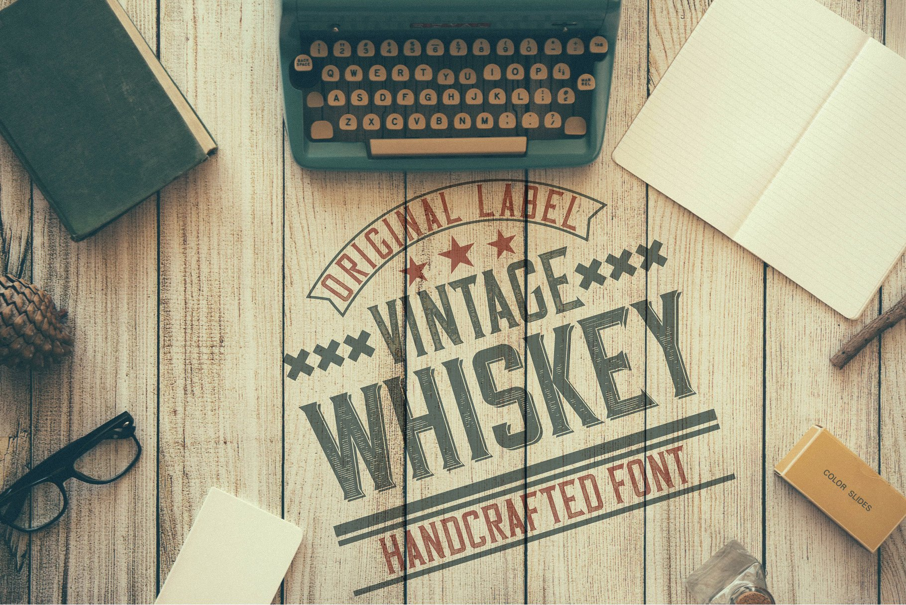 Vintage Whiskey example image 3