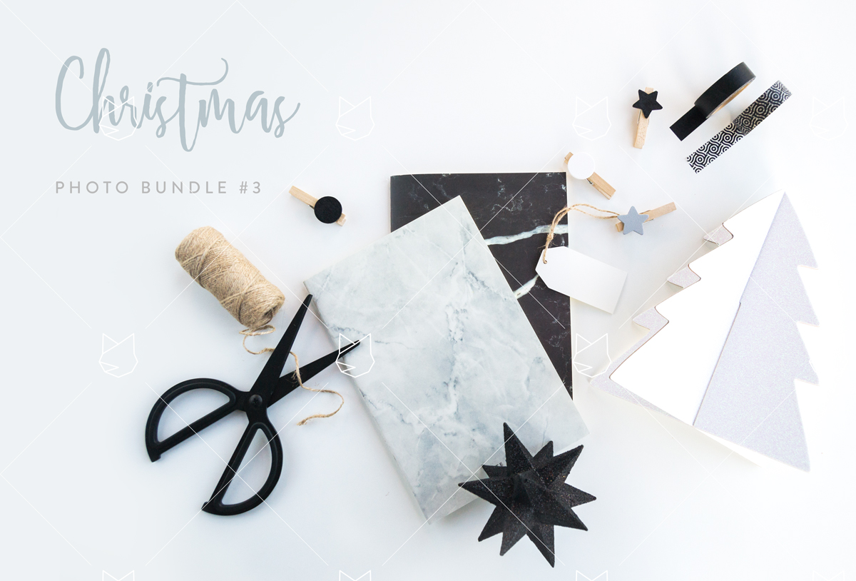 Christmas Photo Bundle #3 with FREE BONUS example image 5