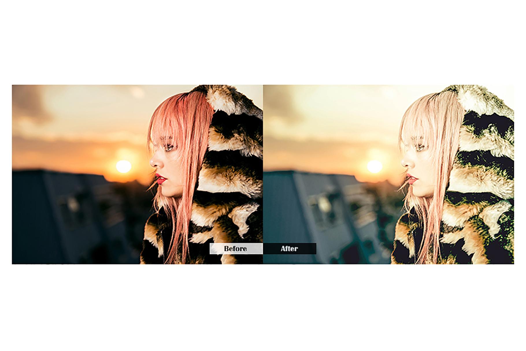 Golden Hour Lightroom Mobile Presets example image 4