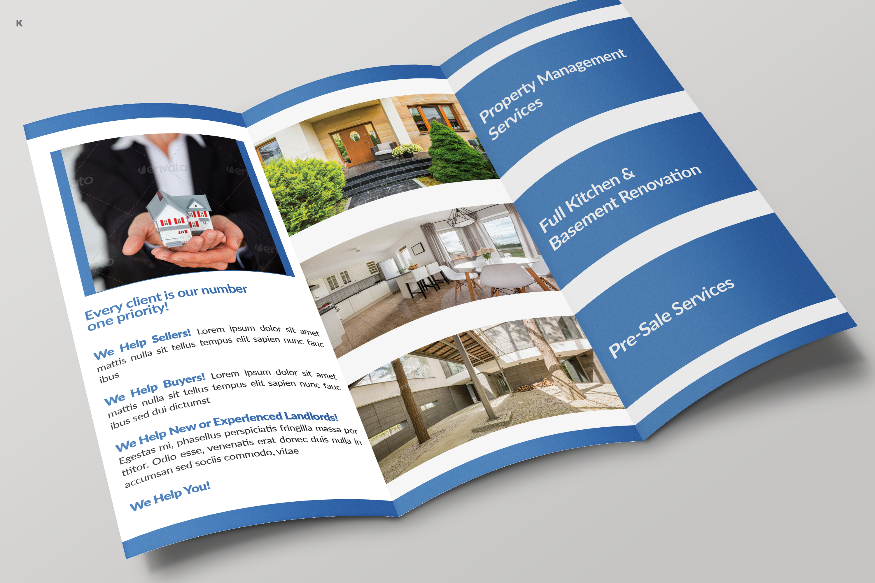 Real Estate Trifold example image 4