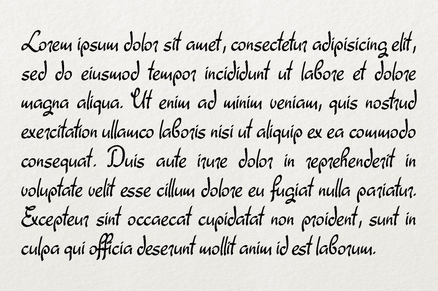 Fagyth Font example image 4