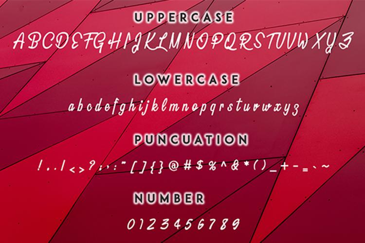 Wrathie - Script Font example image 4
