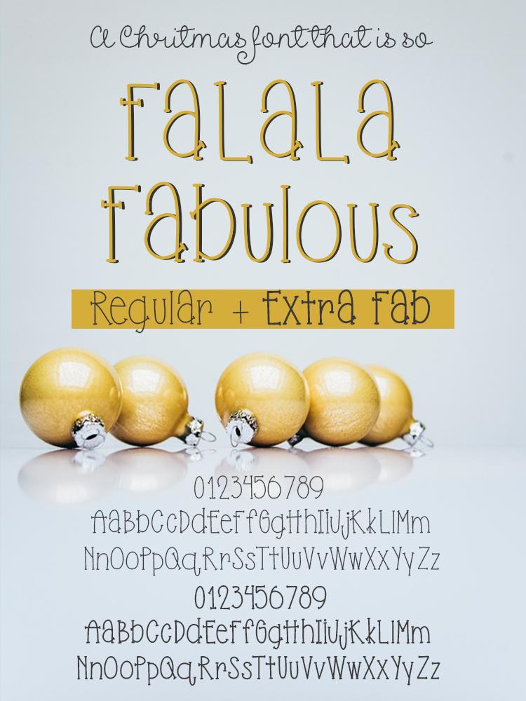 Fa La La Fabulous example image 9