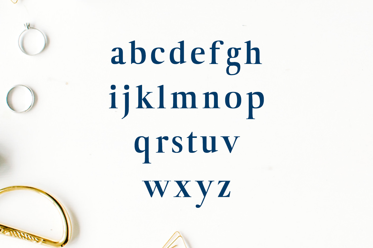 Carra Serif Font Family Pack example image 3