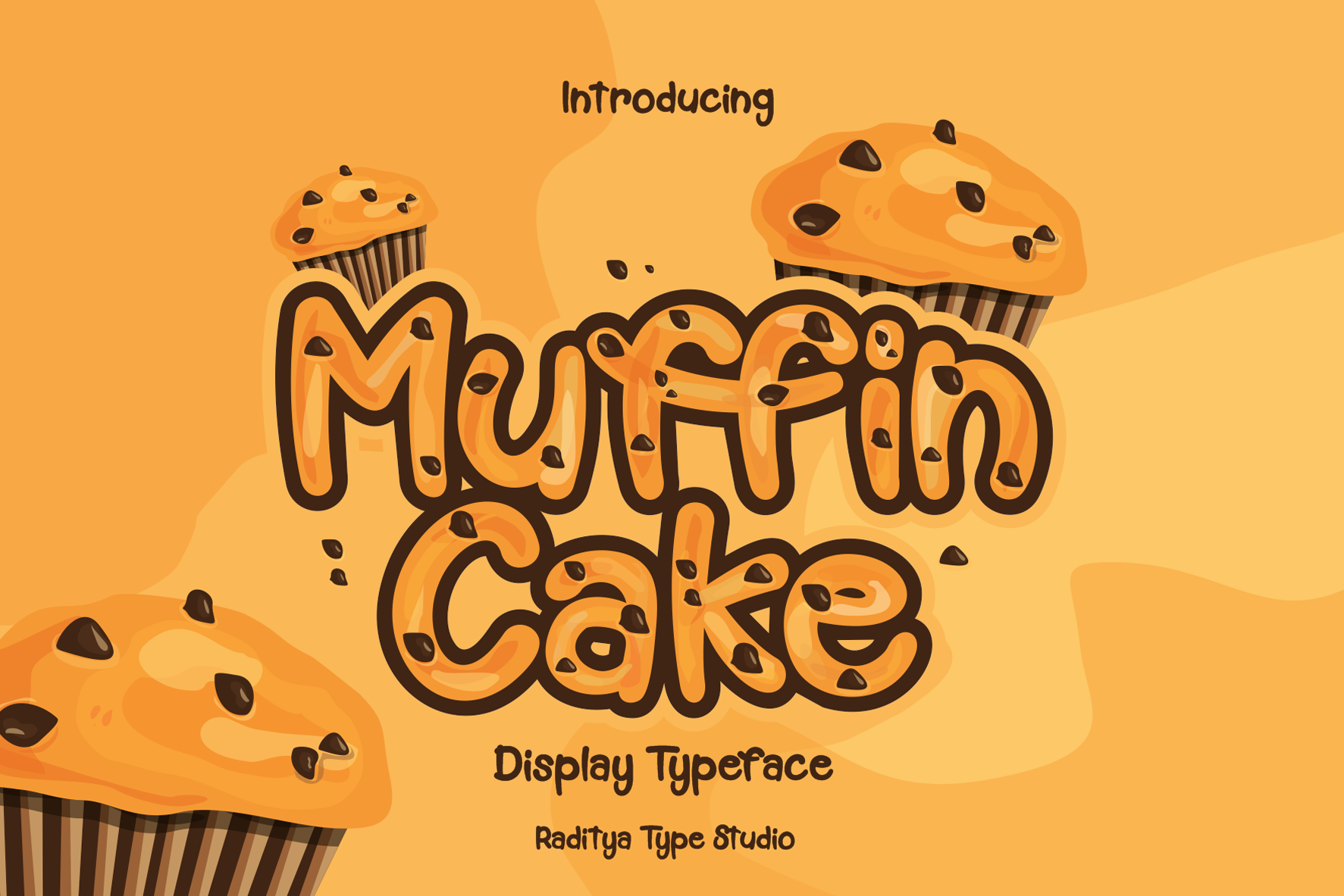 Muffin Cake example image 1