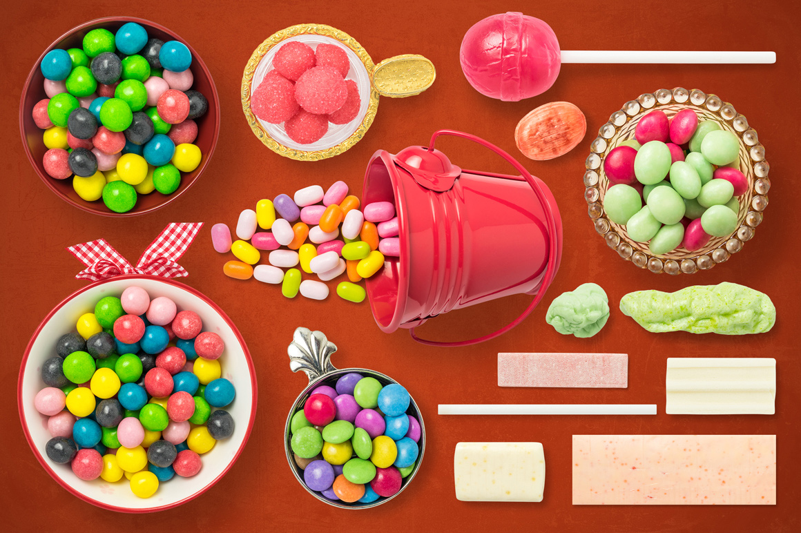 Isolated Food Items Vol.3 example image 4
