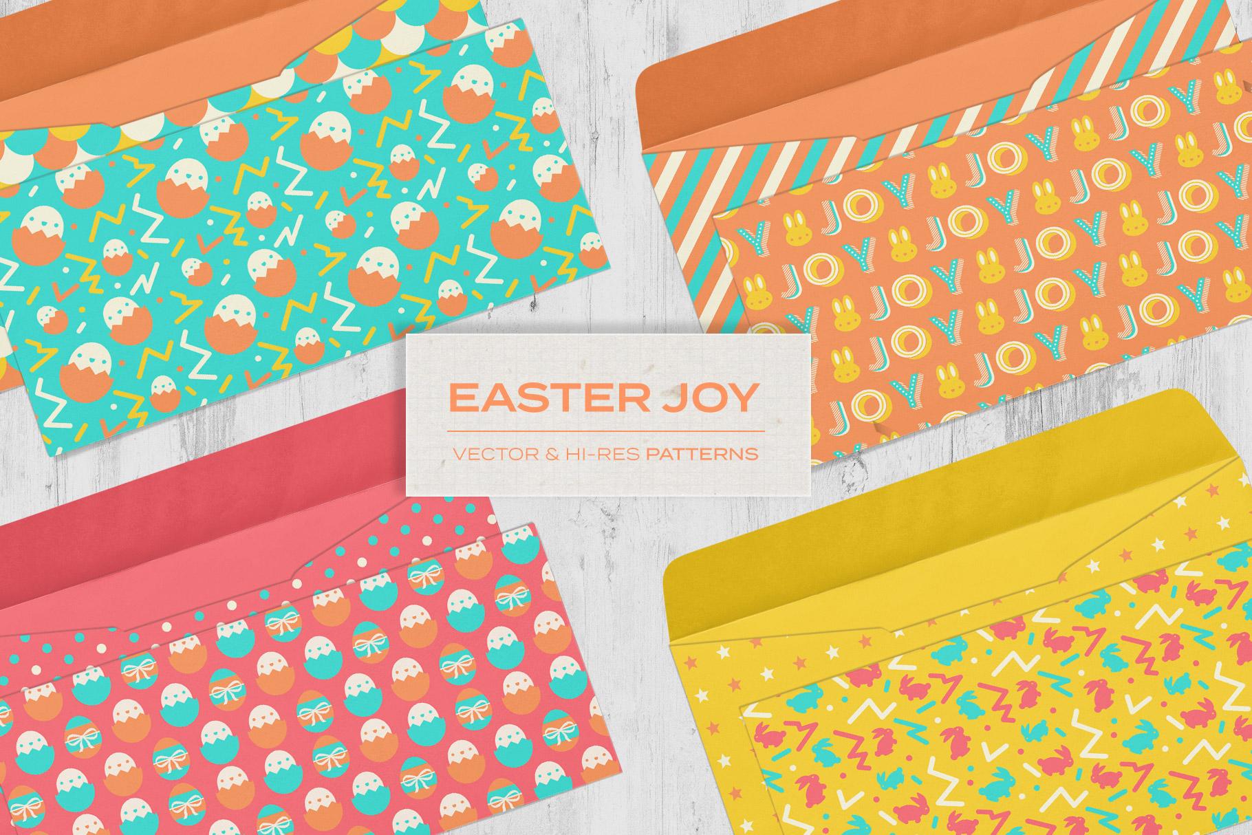 Easter Joy Patterns example image 3