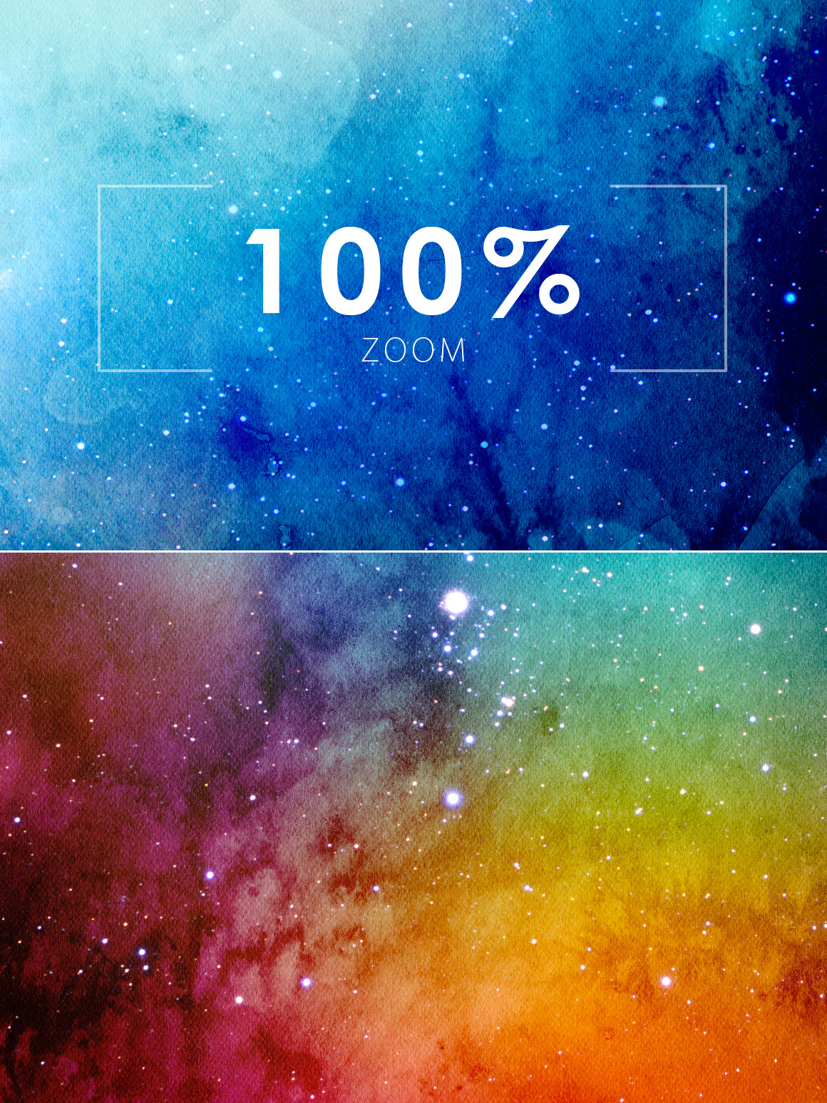 Only Watercolor Backgrounds Bundle example image 24