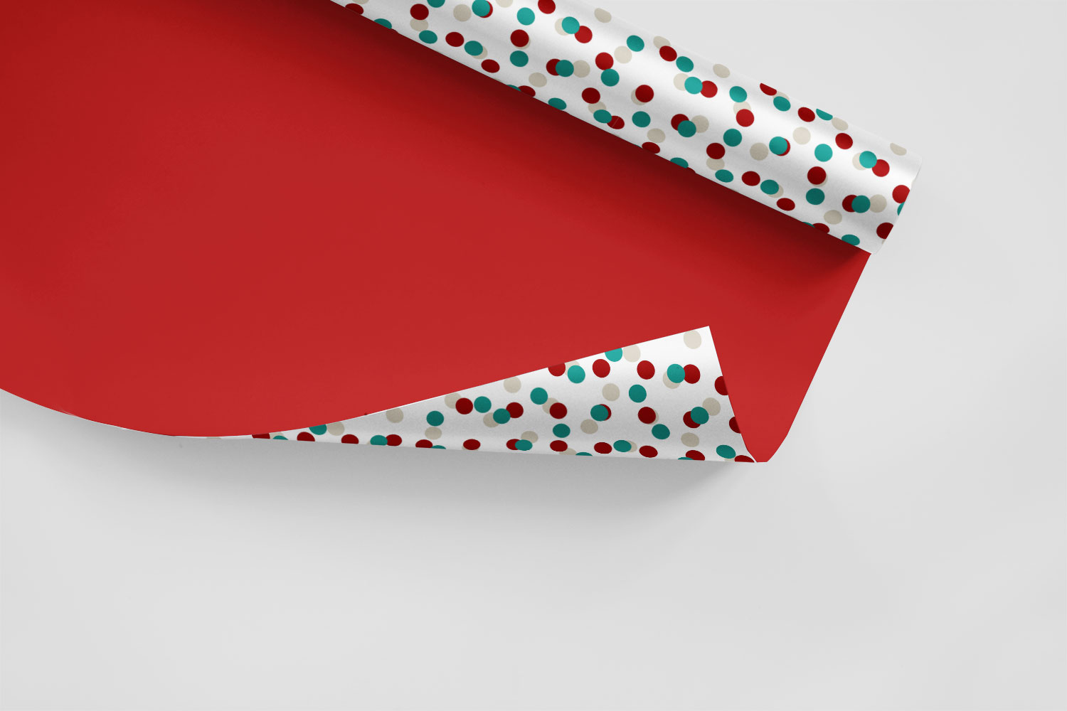 Christmas Digital Papers example image 2