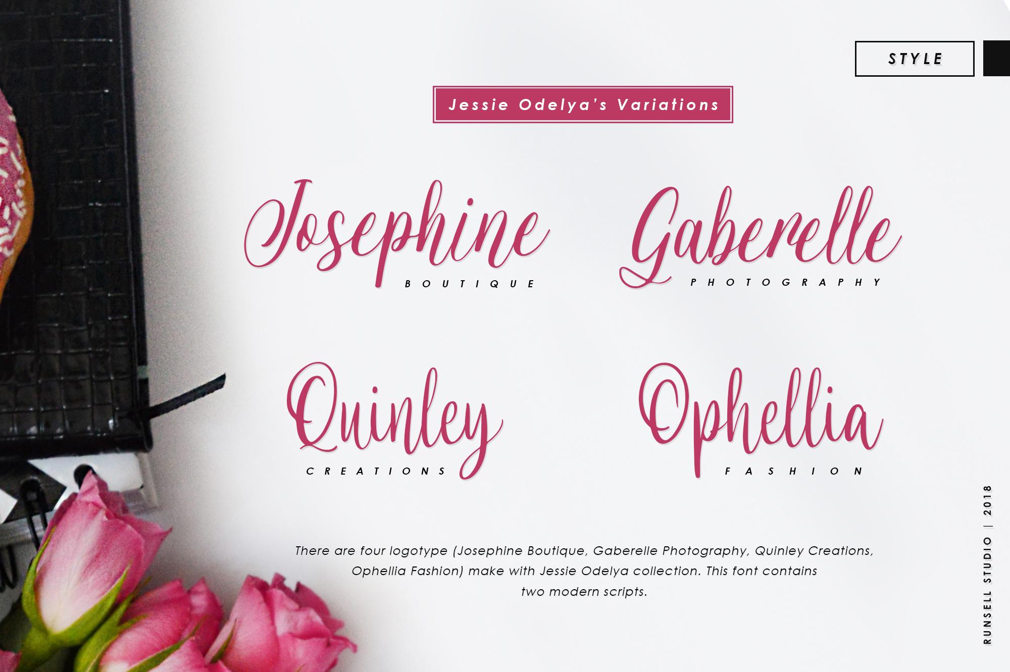 Jessie Odelya example image 7