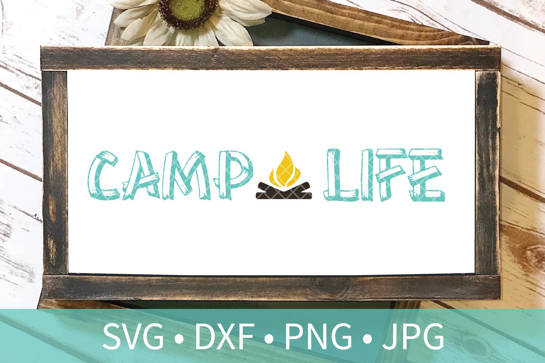 Camping SVG Bundle - Camper - Teepee - Lake Life - Arrows example image 4