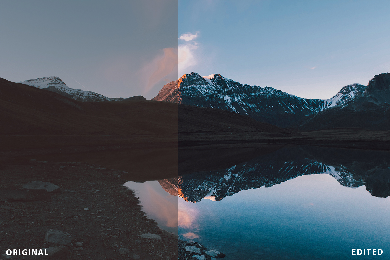 30 Travel & Landscape Presets example image 3