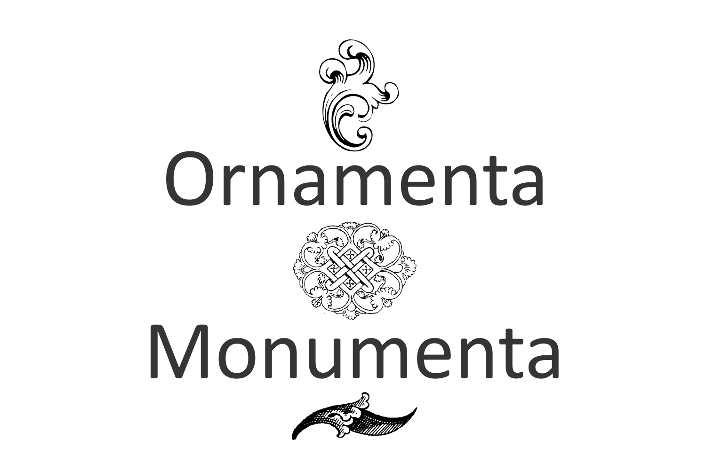 Ornamenta Monumenta example image 3