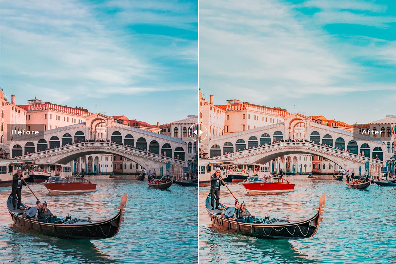 Venice Mobile & Desktop Lightroom Presets example image 2