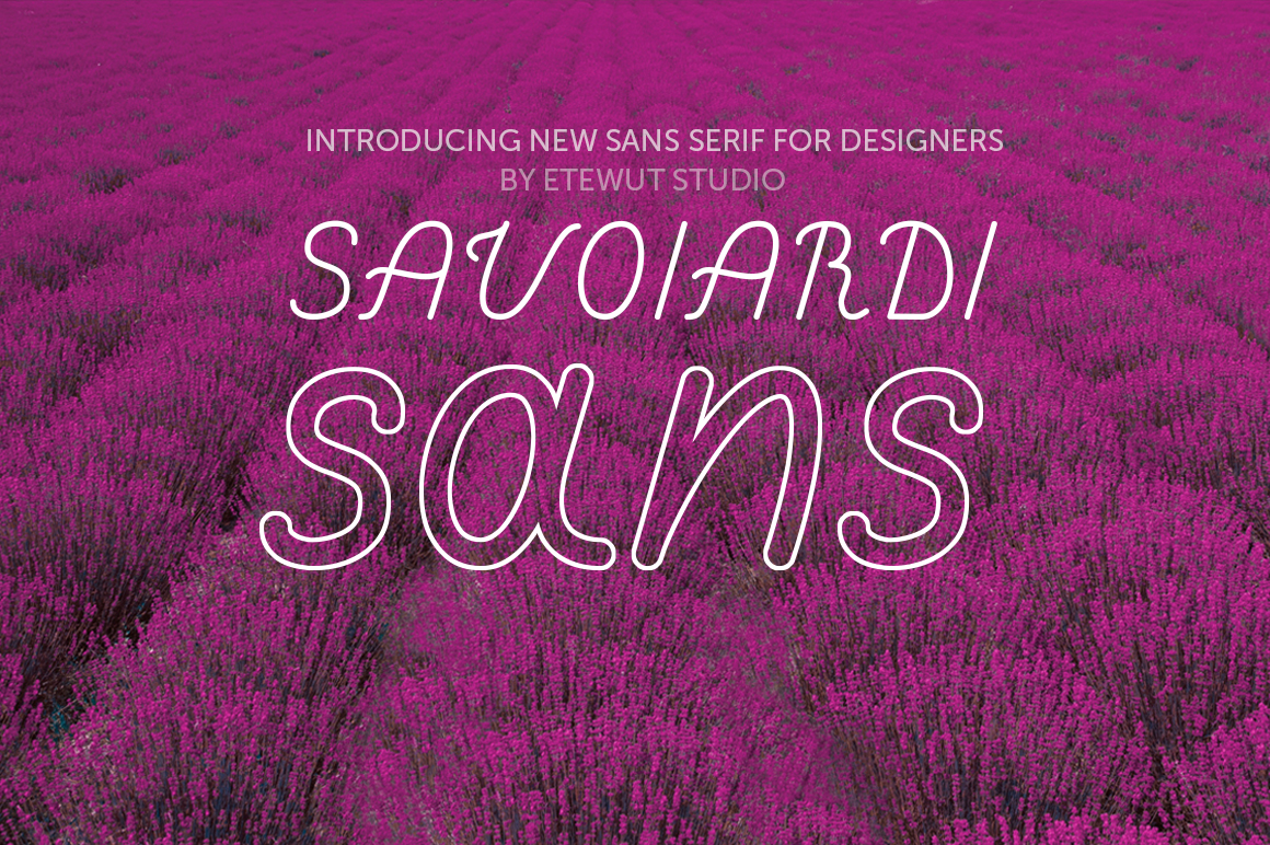 Savoiardi Sans example image 2