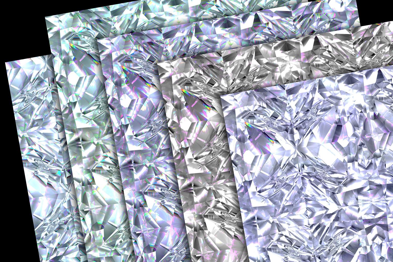 Iridescent Gemstone Textures example image 3