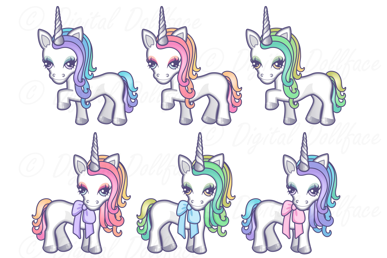 Magical Unicorns example image 2